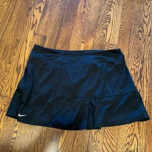 Nike Black Golf Skirt!